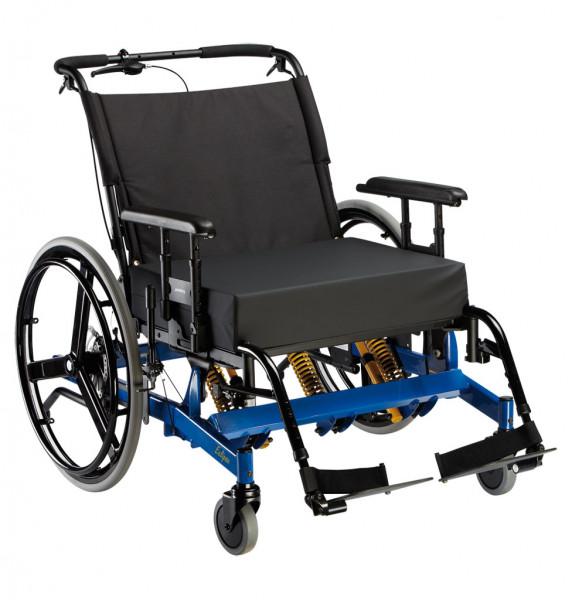 Eclipse Tilt, XXL Rollstuhl SB 66 cm mit Sitzkantelung, max. Bel. 270 kg