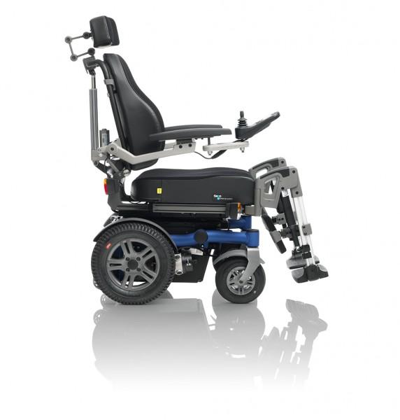 SANGOadvanced, E-Rollstuhl, RWD, MWD, FWD