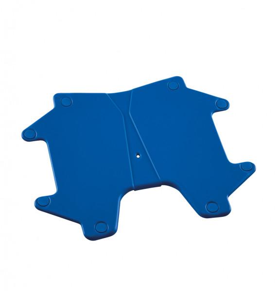 Sitzpad Blau