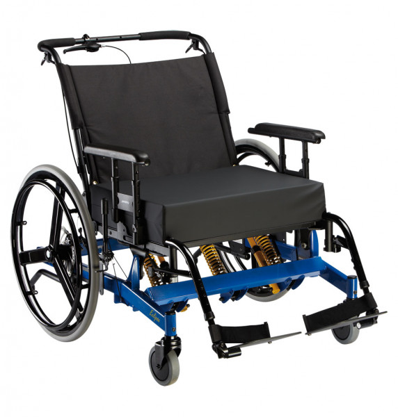 Eclipse Tilt, XXL Rollstuhl SB 82 cm mit Sitzkantelung, max. Bel. 270 kg