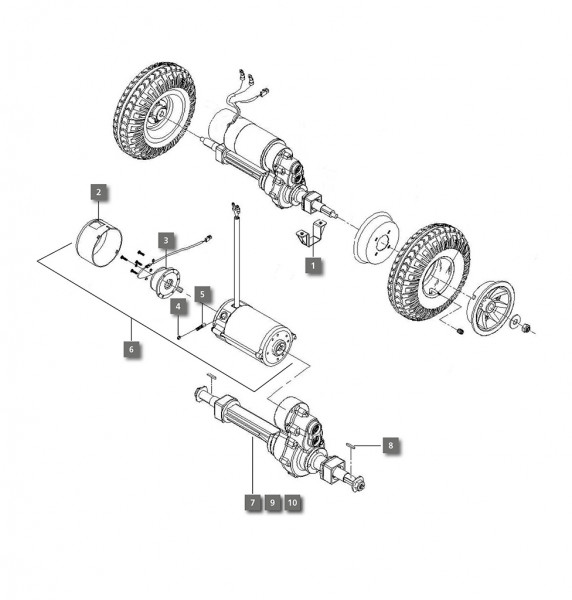 Motor/Antrieb