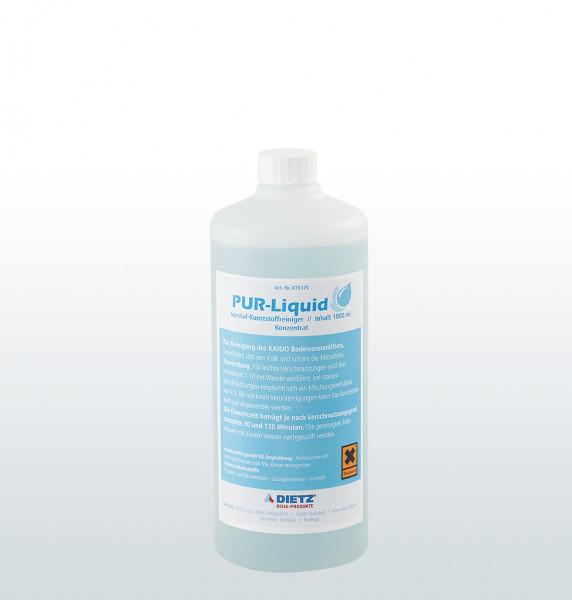 Badewannenlifter Reiniger, Konzentrat, Flasche 1l