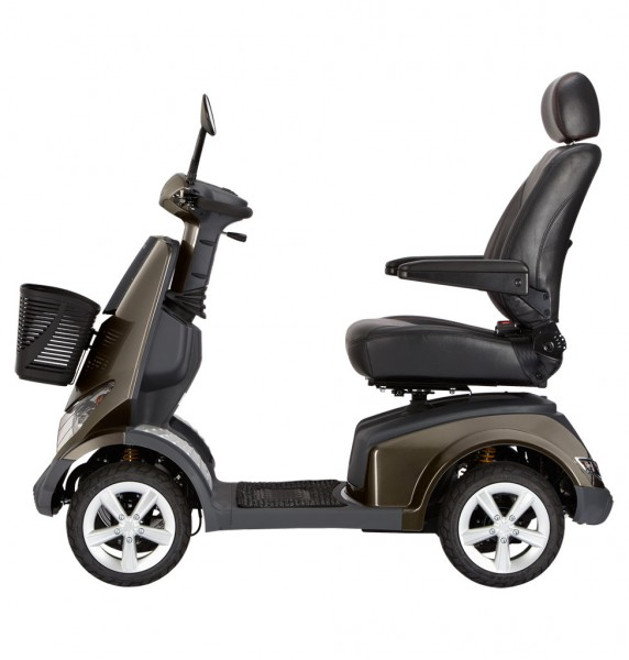 carvo, bechle Scooter, 15 km/h Bronze metallic