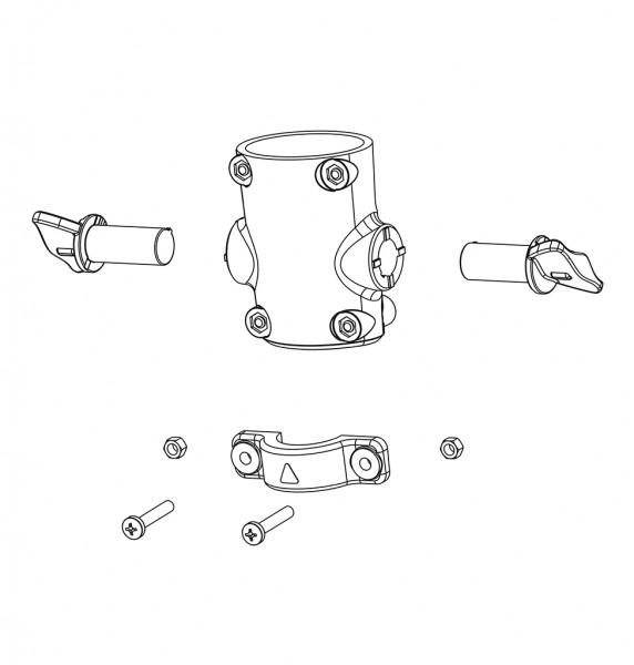 Montageset für Antrieb LAV2/LAV3