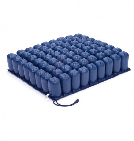 DECprotect Sitzkissen mit 2 Ventilen 44 cm x 40 cm x 10 cm